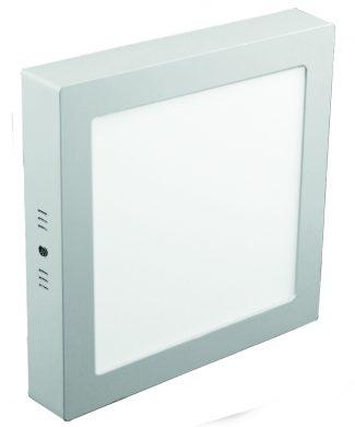 panel led cuadro sobre